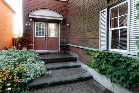 House for rent at 472 Pondview Pl Oakville Ontario - MLS: W4659567