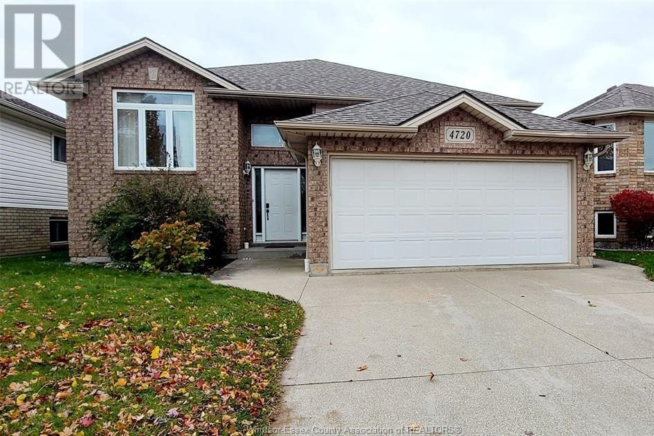 House for rent at 4720 Lavender  Windsor Ontario - MLS: 20014332