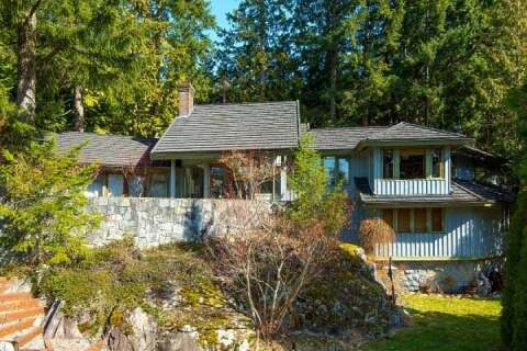 House for sale at 4720 Woodley Dr West Vancouver British Columbia - MLS: R2483595