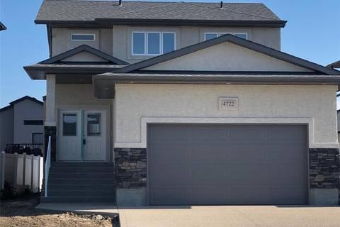 House for sale at 4722 Green Apple Dr E Regina Saskatchewan - MLS: SK771144