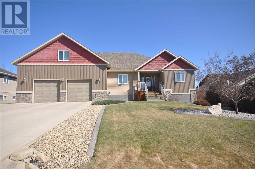 House for sale at 4722 Johnson Ave Lacombe Alberta - MLS: ca0189836