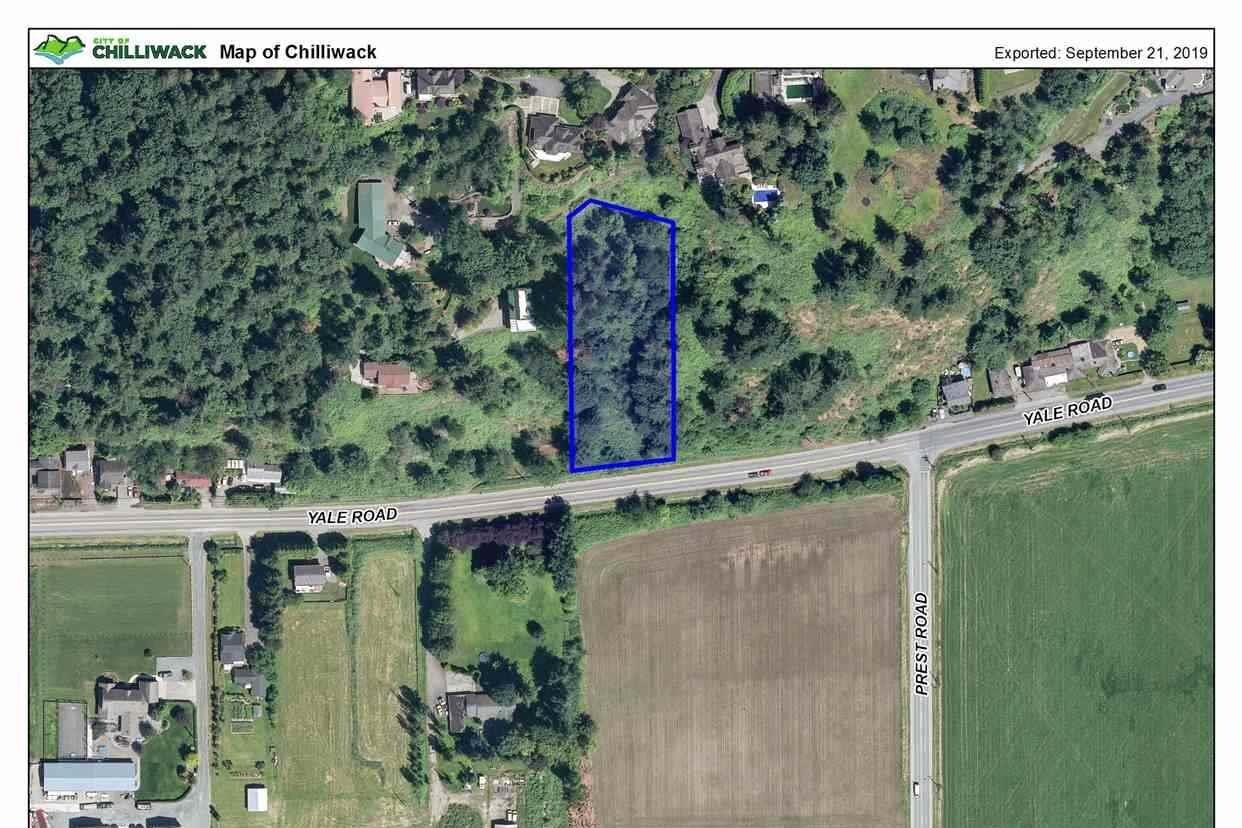 Residential property for sale at 47227 Yale Rd Chilliwack British Columbia - MLS: R2472272