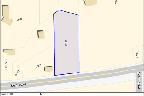 Residential property for sale at 47227 Yale Rd Chilliwack British Columbia - MLS: R2390832