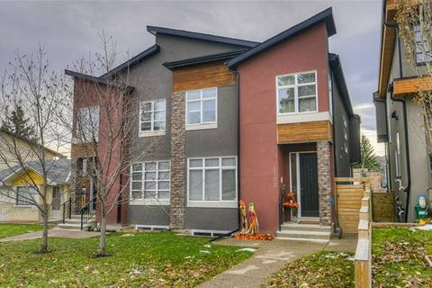 Townhouse for sale at 4723 22 Ave Northwest Calgary Alberta - MLS: C4239144