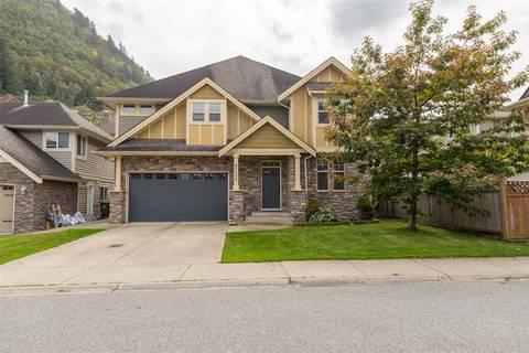 House for sale at 47234 Brewster Pl Sardis British Columbia - MLS: R2408803