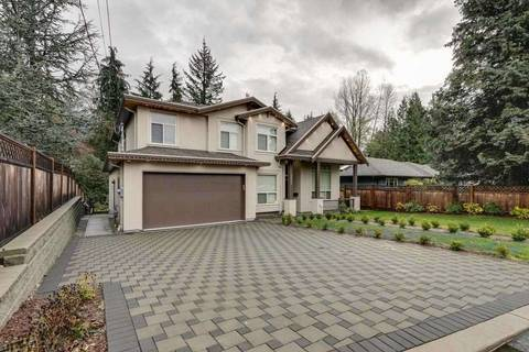 House for sale at 4724 Pheasant Pl North Vancouver British Columbia - MLS: R2357981