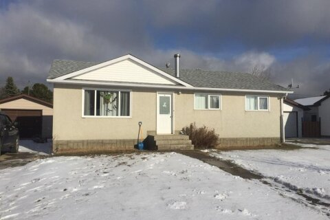 House for sale at 4724 Ravine Dr Swan Hills Alberta - MLS: A1045853
