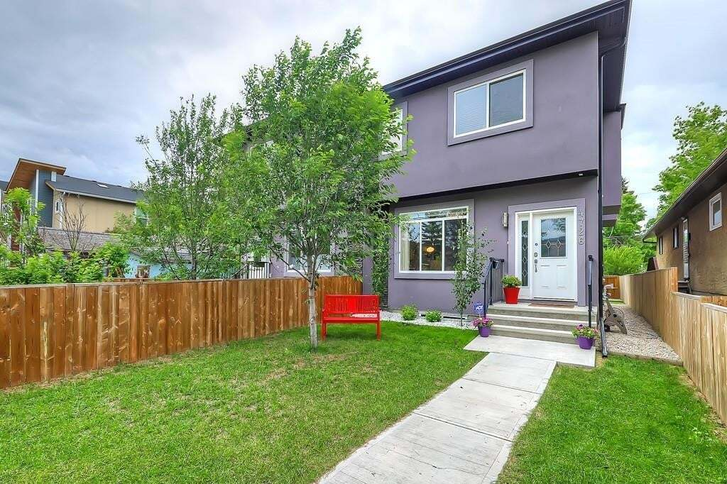 Townhouse for sale at 4726 Bowness Rd NW Montgomery, Calgary Alberta - MLS: C4305394