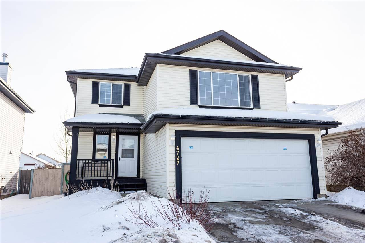House for sale at 4727 152 Ave Nw Edmonton Alberta - MLS: E4187260
