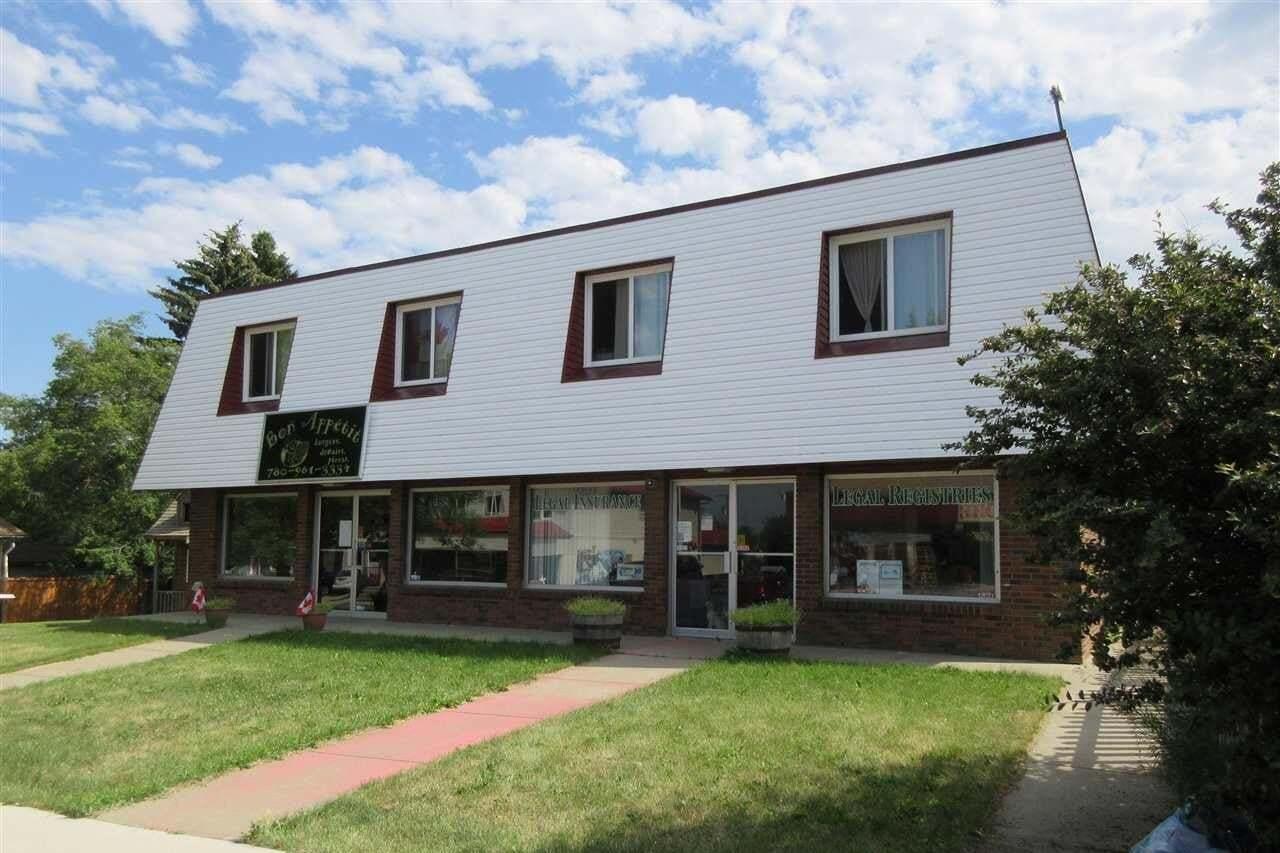 Townhouse for sale at 4727 50 Av Legal Alberta - MLS: E4215954