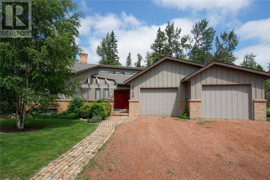 House for sale at 4728 57 St Red Deer Alberta - MLS: ca0183541