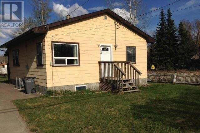 House for sale at 4728 Nicholson Rd Chetwynd British Columbia - MLS: 181132
