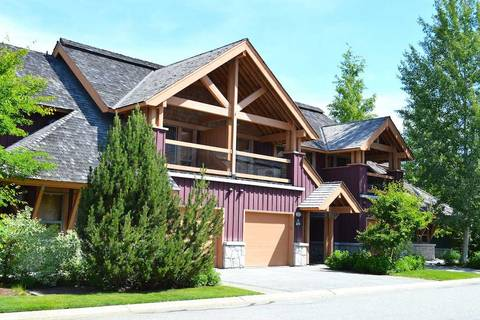 Townhouse for sale at 4729 Settebello Dr Unit 4729 Whistler British Columbia - MLS: R2453680