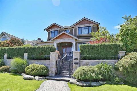 House for sale at 4729 Haggart St Vancouver British Columbia - MLS: R2402764