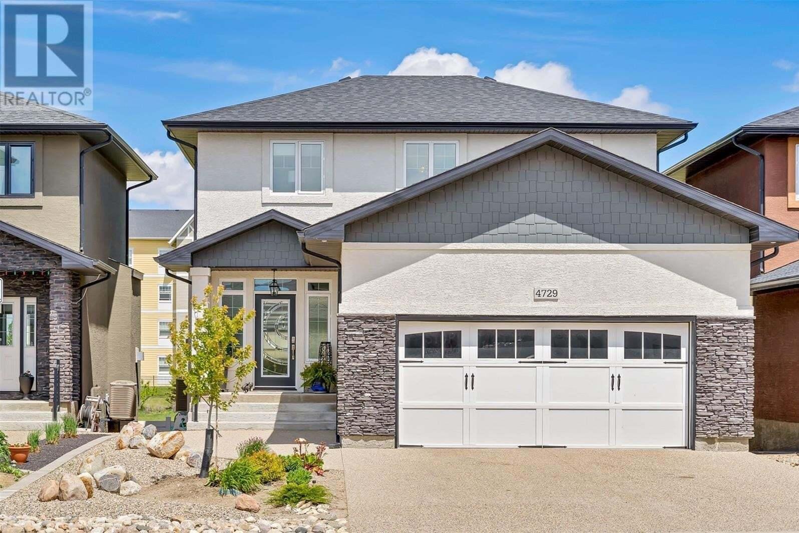 House for sale at 4729 Skinner Cres Regina Saskatchewan - MLS: SK811026