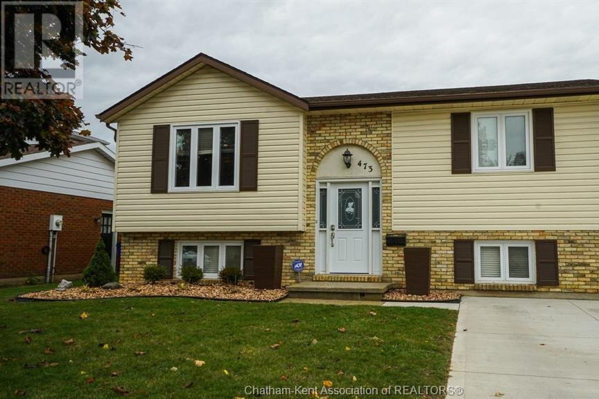 House for sale at 473 Baldoon Rd Chatham Ontario - MLS: 20014311