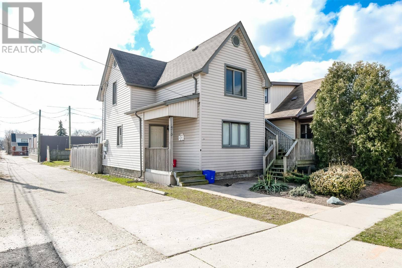 Townhouse for sale at 473 Broadhead  Windsor Ontario - MLS: 20003688
