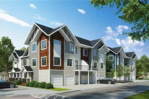 Townhouse for sale at 473 Canals Crossing Southwest Airdrie Alberta - MLS: C4253686
