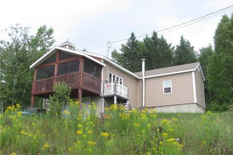 House for sale at  473 Chemin Lac Baker New Brunswick - MLS: NB010668