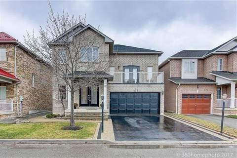 House for rent at 473 English Rose Ln Oakville Ontario - MLS: W4550296