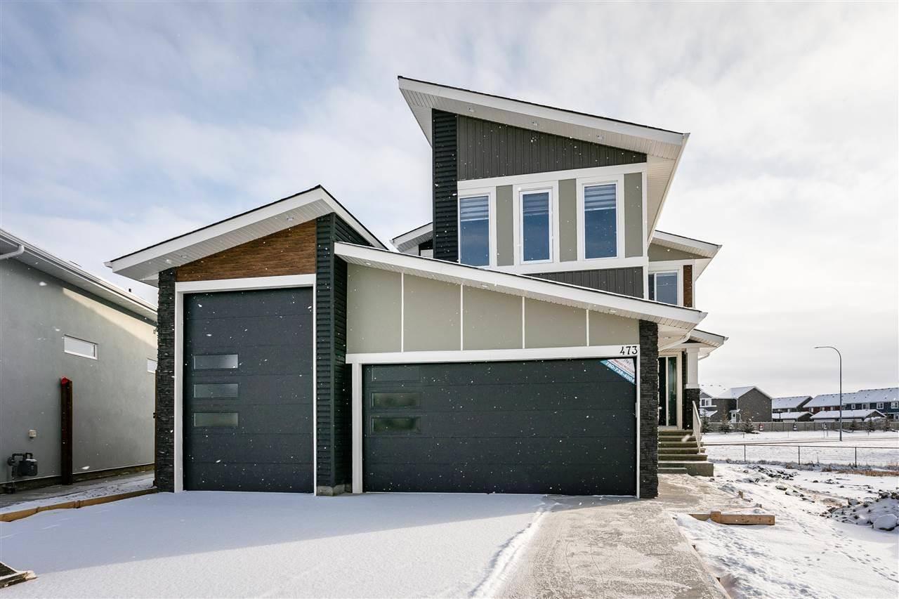 House for sale at 473 Mcallister Pl Leduc Alberta - MLS: E4181467