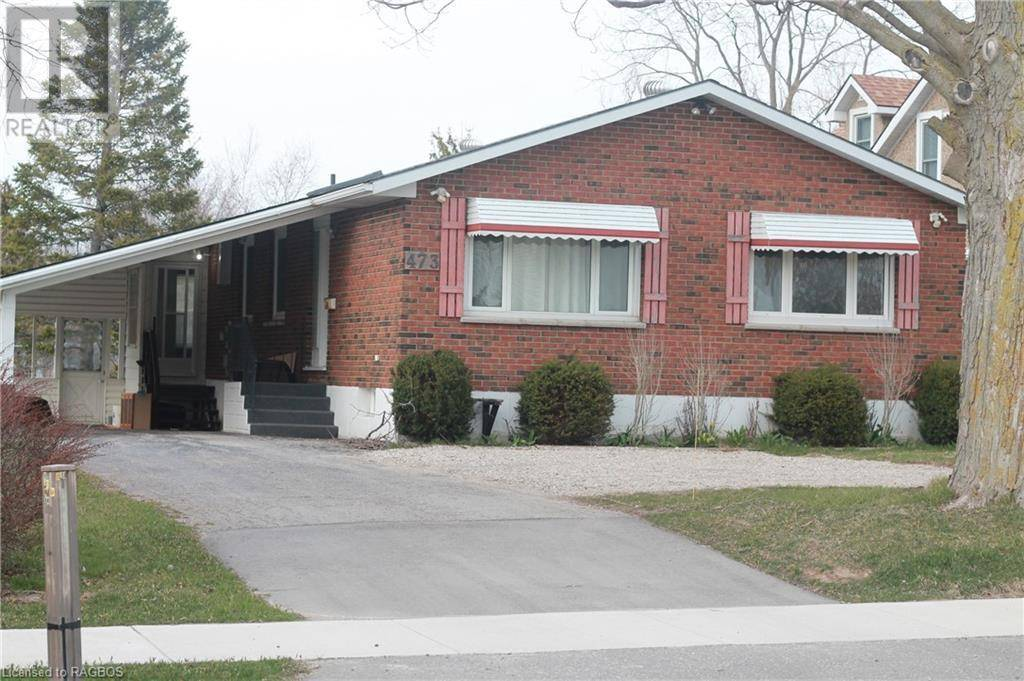 House for sale at 473 Mechanics Ave Kincardine Ontario - MLS: 255463