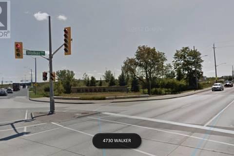 Residential property for sale at 4730 Walker  Windsor Ontario - MLS: 18010537