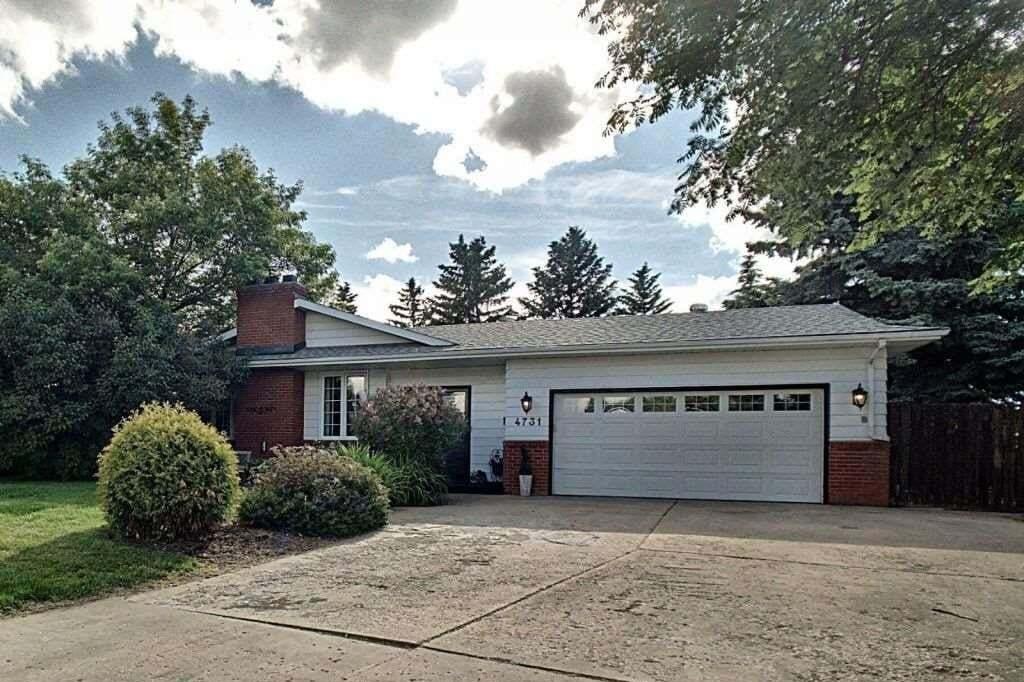 House for sale at 4731 132 Av NW Edmonton Alberta - MLS: E4203763