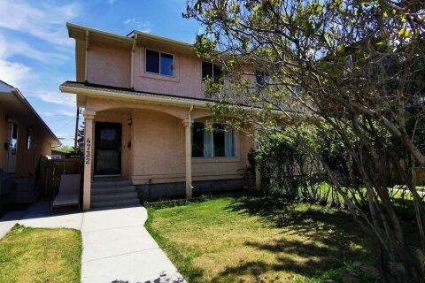 Townhouse for sale at 4732 17 Ave NW Calgary Alberta - MLS: A1038376