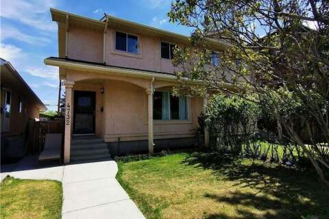 Townhouse for sale at 4732 17 Ave NW Calgary Alberta - MLS: C4298014