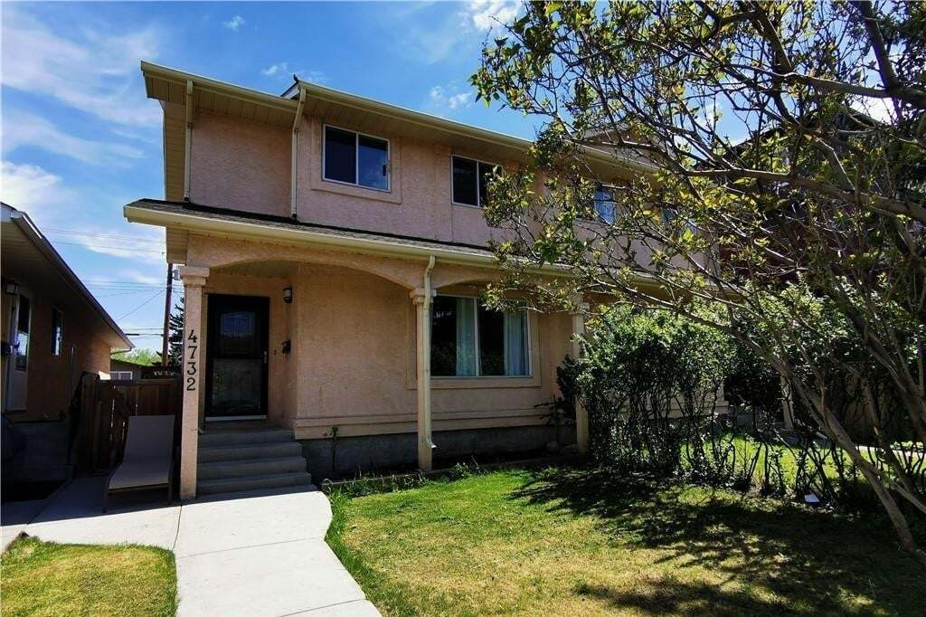 Townhouse for sale at 4732 17 Av NW Montgomery, Calgary Alberta - MLS: C4298014