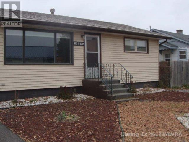 For Sale: 4739 - 52 Ave , Whitecourt, AB   2 Bed, 2 Bath House for $199,900. See 23 photos!
