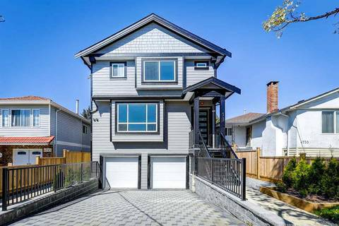 Townhouse for sale at 4739 Gothard St Vancouver British Columbia - MLS: R2450955