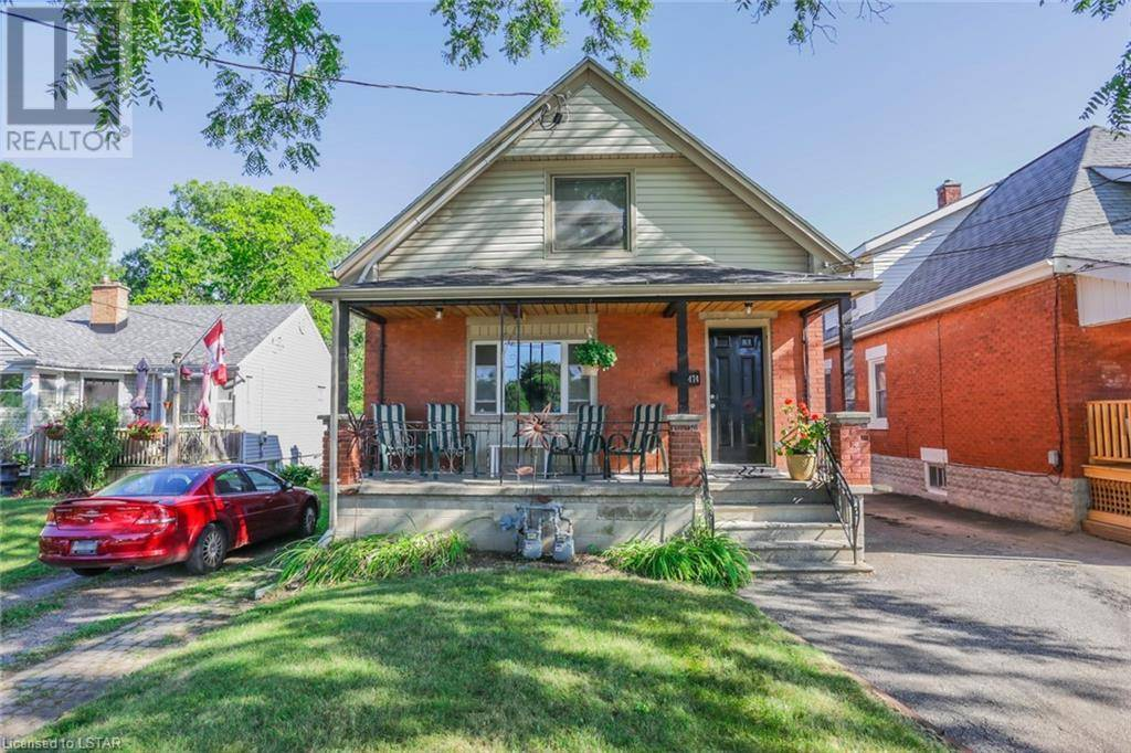 Townhouse for sale at 474 Chester St London Ontario - MLS: 215599