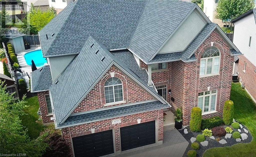 House for sale at 474 Cottontail Cres London Ontario - MLS: 221474