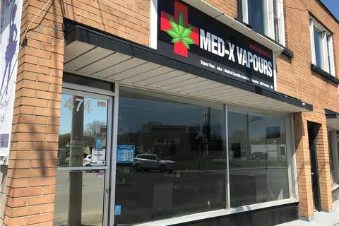 Commercial property for sale at 474 East Main St Welland Ontario - MLS: 30732856