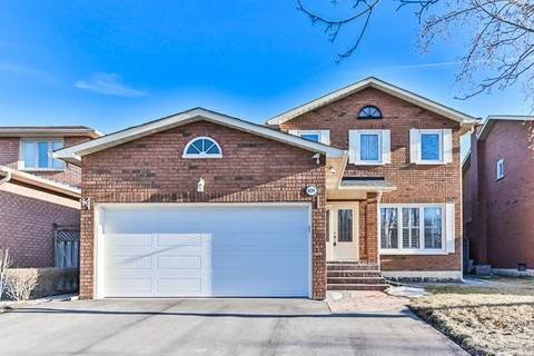 House for sale at 474 Raymerville Dr Markham Ontario - MLS: N4397749