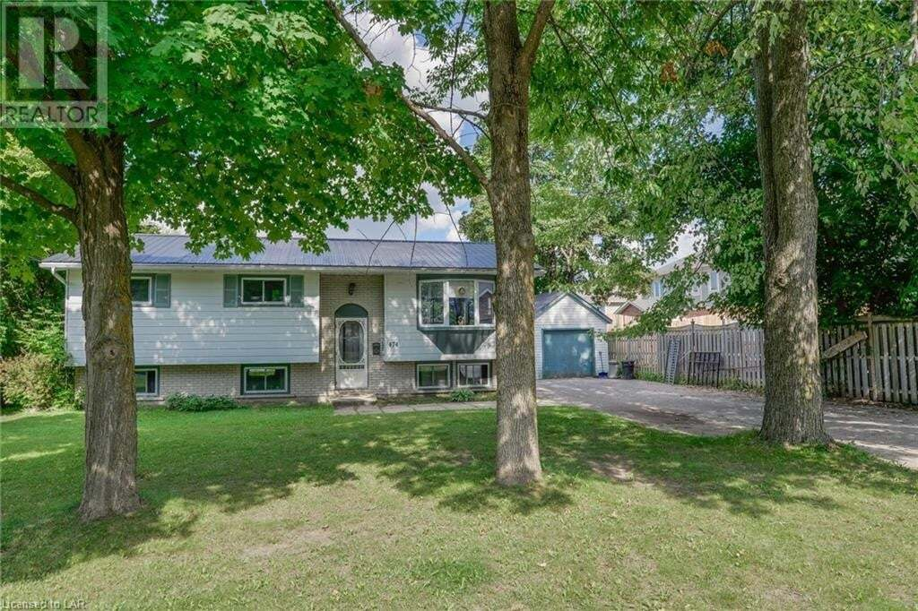 House for sale at 474 Regent St Orillia Ontario - MLS: 40005252