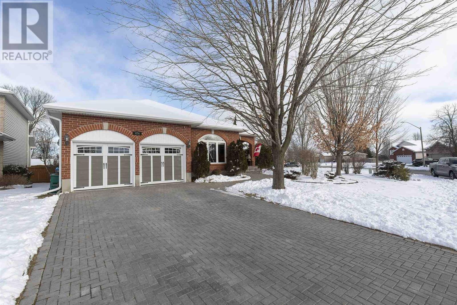 House for sale at 474 Sackville Cres Kingston Ontario - MLS: K21000170