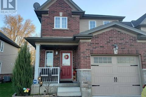 Townhouse for sale at 474 Sales Dr Woodstock Ontario - MLS: 30732437