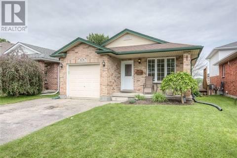 House for sale at 474 Sandbanks Cres Waterloo Ontario - MLS: 30734756