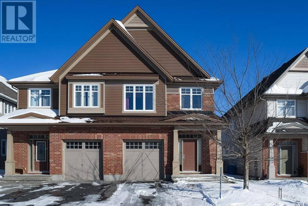 House for sale at 474 Stalwart Cres Ottawa Ontario - MLS: 1175588