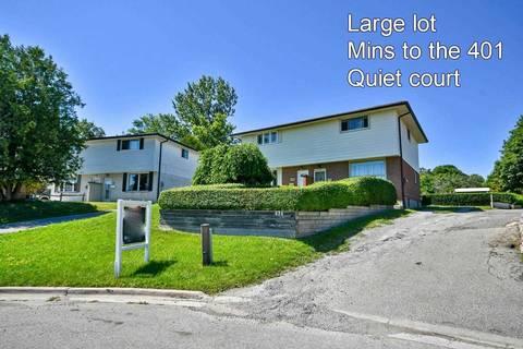 Townhouse for sale at 474 Tennyson Ct Oshawa Ontario - MLS: E4547591