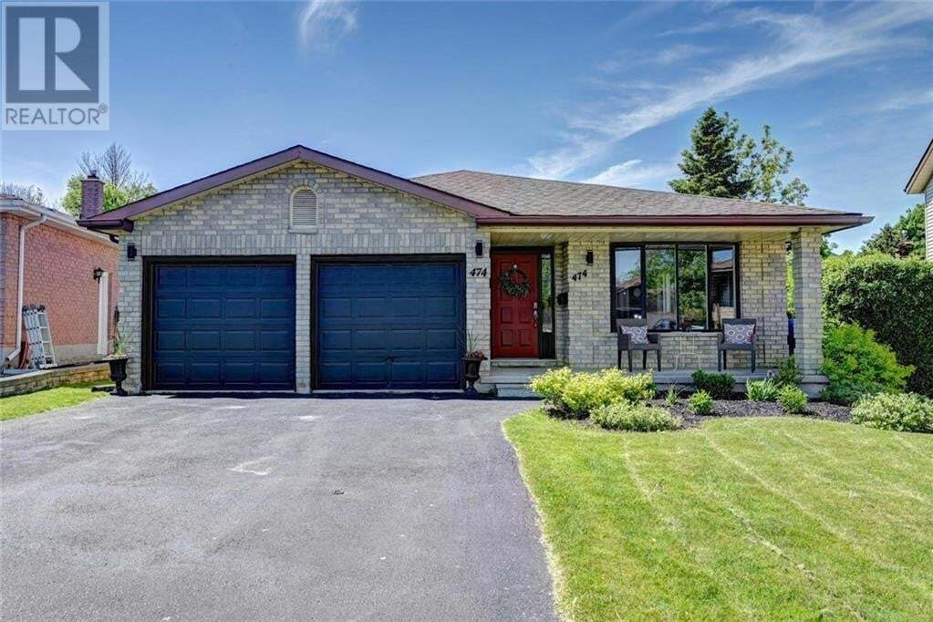House for sale at 474 Thorndale Dr Waterloo Ontario - MLS: 30810622