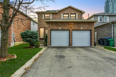 House for sale at 474 Turnbridge Rd Mississauga Ontario - MLS: W4432538