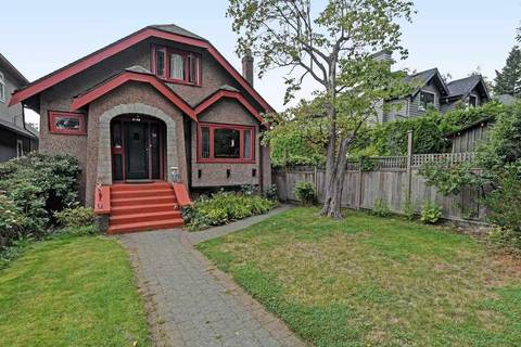 House for sale at 4743 Collingwood St Vancouver British Columbia - MLS: R2402826