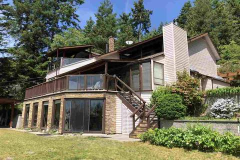 House for sale at 4743 Hotel Lake Rd Garden Bay British Columbia - MLS: R2424554