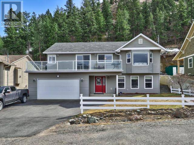 House for sale at 4744 Uplands Drive  Kamloops British Columbia - MLS: 155973