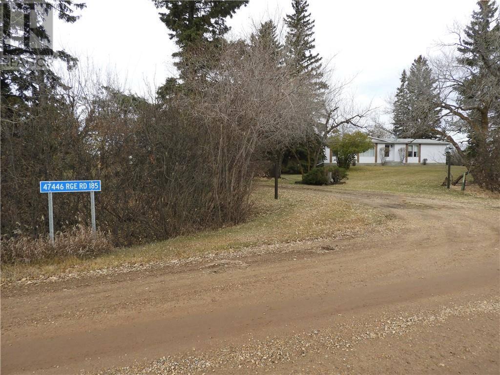 House for sale at 47446 Range Rd Rural Camrose County Alberta - MLS: ca0165510