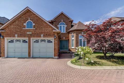 House for sale at 4746 Creditview Rd Mississauga Ontario - MLS: W4553587